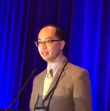 Dr. Sherwin S. Chan of the University of Missouri, Kansas City