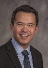 Dr. Weijen W. Chang, pediatric editor of The Hospitalist, and chief of the division of pediatric hospital medicine at Baystate Children's Hospital, Springfield, Mass.
