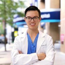 Dr. Austin L. Chiang, Jefferson Health, Philadelphia