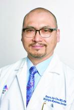 Hearn Jay Cho, MD, PhD, associate professor of medicine at the Icahn School of Medicine at Mt. Sinai in New York, N.Y.