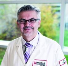 Marcin Chwistek, MD, associate professor in the department of hematology/oncology at Fox Chase Cancer Center in Philadelphia, where he is also director of the pain and palliative care program.