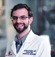 Dr. Adam Cohen is Chief Fellow of Pediatric Hospital Medicine (PHM) at Baylor College of Medicine and Texas Children's Hospital