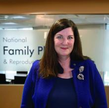 Clare Coleman, President & CEO for the National Family Planning & Reproductive Health Association
