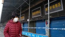 Wuhan seafood market closed after the new coronavirus was detected there for the first time in 2020.
