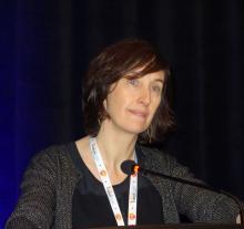 Dr. Nathalie Costedoat-Chalumeau, professor of rheumatology at Paris Descartes University