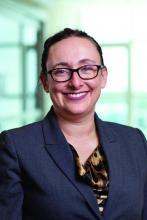 Jennifer Cowart, MD, a hospitalist in Jacksonville, Fla