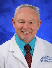 Dr. Timothy Craig, professor of medicine and pediatrics in the Department of Medicine, Section of Pulmonary, Allergy and Critical Care