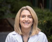 Jennie R. Crews, MD, medical director of the Seattle Cancer Care Alliance