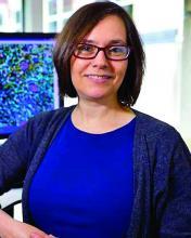 Dr. Edna Cukierman of Fox Chase Cancer Center in Philadelphia