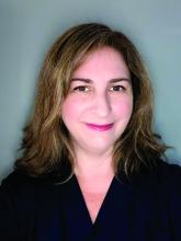 Joan Curcio, MD, associate director of medicine at Elmhurst Hospital
