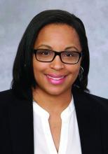 Dr. Alissa Darden a pediatric hospitalist at Phoenix Children's Hospital and clinical Dr. Alissa Darden, assistant professor, University of Arizona, Phoenix