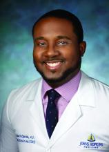 Dr. Andrew Delapenha, division of hospital medicine, Johns Hopkins University, Baltimore