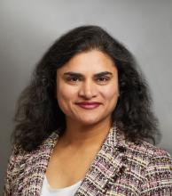 Dr. Magna Dias, pediatric hospitalist, Yale University, New Haven, Conn.