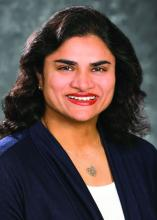 Dr. Magna Dias, Yale New Have Children's Hospital at Bridgeport, Conn.