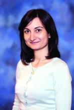 Dr. Anastasia P. Dimakopoulou, clinical research fellow at Imperial College, London