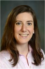 Dr. Lindsey Dolohanty, department of dermatology, University of Rochester (NY)