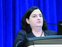 Dr. Laura S. Dominici of Brigham and Women's Hospital, Boston