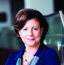 Dr. Ghinwa Dumyati, professor of medicine and director of communicable disease surveillance and prevention at the University of Rochester Medical Center