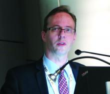 Simon Ekman, MD, of Karolinska Institute in Stockholm, Sweden