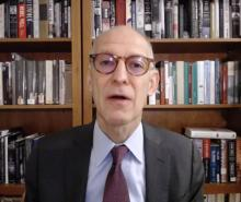 Dr. Ezekiel J. Emanuel, the Diane v.S. Levy & Robert M. Levy professor at the University of Pennsylvania in Philadelphia