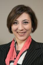 Dr. Irina Erenburg CEO and President of Waltham, Mass.-based Blossom Innovations