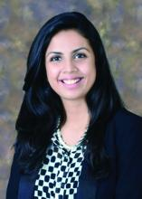 Dr. Saba Fatima, pediatric hospitalist at Wesley Children's Hospital and assistant professor of pediatrics at Kansas University School of Medicine, Wichita