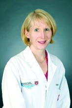 Dr. Kathleen Finn, a hospitalist at Massachusetts General, Boston