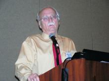 Dr. Marc Fisher, professor of neurology, Harvard Medical School, Boston