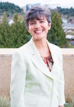 Dr. Maria Fleseriu director of pituitary center at Oregon Health and Science University, Portland