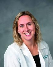 Dr. Heather Florescue, an ob.gyn. in private practice at Women Gynecology and Childbirth Associates in Rochester, N.Y.