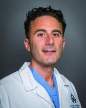 Dr. Jacques P. Fontaine, a thoracic surgeon at Moffitt Cancer Center in Tampa, Fla