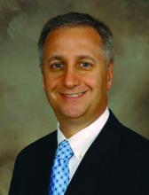 David A. Forstein, DO, dean and professor of obstetrics and gynecology at Touro College of Osteopathic Medicine, New York, N.Y.