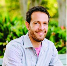 Dr. Luca Foschini, cofounder and chief data scientist, Evidation Health, Santa Barbara, Calif.