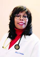 Dr. Kecia Gaither, director of perinatal services for NYC Health+Hospitals/Lincoln
