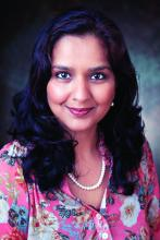 Dr. Swati Gaur, hair of the Infection Advisory Committee of AMDA, and a certified medical director of two skilled nursing facilities in Gainesville, Ga.