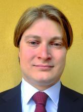 Dr. Daniele Giacoppo a cardiologist at Alto Vicentino Hospital, Santorso, Italy