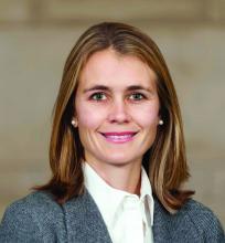 Dr. Erin Gillespie of Memorial Sloan Kettering Cancer Center