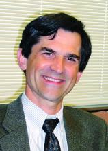 William Golden, MD, professor of medicine and public health at the University of Arkansas for Medical Sciences, Little Rock