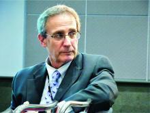 Dr. Larry B. Goldstein, professor and chairman of neuroogy, University of Kentucky, Lexington