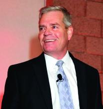 David Green of Vitalant in Scottsdale, Ariz
