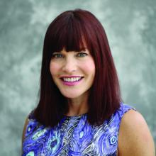 Dr. Elizabeth Gundersen, director of the ethics curriculum at the Florida Atlantic University, Boca Raton
