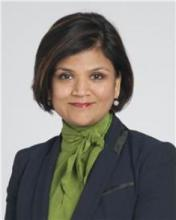Dr. Shilpa Gupta of the Cleveland Clinic