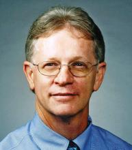 Dr. Christopher J. Harrison, professor of pediatrics and pediatric infectious diseases at Children's Mercy Hospitals and Clinics, Kansas City, Mo.