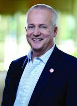Dr. Robert A. Harrington, chairman of the department of medicine, Stanford (Calif.) University.