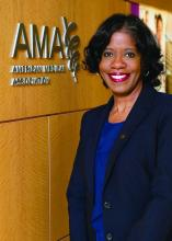 Dr. Patrice Harris is presdient of the AMA