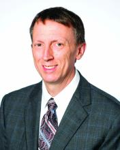 Dr. Brian Harte, past president of SHM and president of Cleveland Clinic Akron General and Southern Region