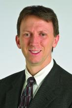 Dr. Brian Harte, SHM president