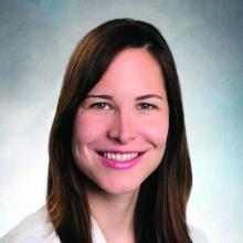 Rebecca Hartman, MD, MPH, Brigham and Women's Hospital, department of dermatology, Boston.