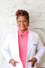 Dr. Candrice R. Heath, assistant professor of dermatology at the Lewis Katz School of Medicine at Temple University in Philadelphia