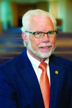 Dr. Arthur S. Hengerer, former chair of the Federation of State Medical Boards